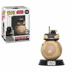 POP! Star Wars Episodio 8: Resistance BB Unit