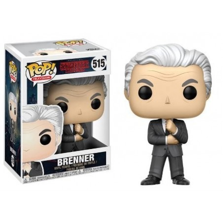 POP! Stranger Things: Brenner
