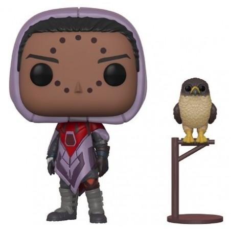 POP! Destiny: Hawthorne Con Halcón