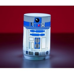 Mini Lámpara De Star Wars: R2-D2