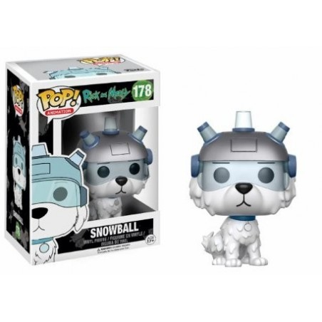POP! Rick And Morty: Snowball