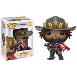 POP! Overwatch: USA McCree Edición Limitada