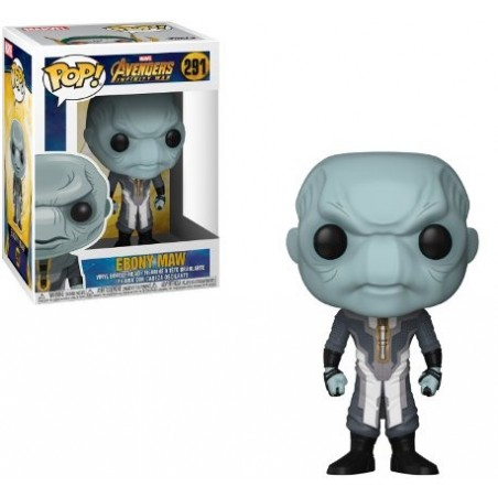 POP! Avengers: Infinity War - Ebony Maw