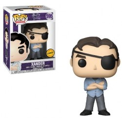 POP! (Chase) Buffy Cazavampiros: Xander