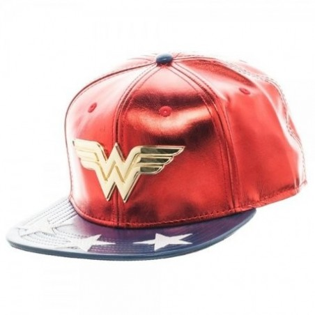 Gorra De Wonder Woman