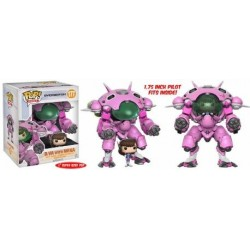 "POP! Overwatch: D.Va & 6"" Meka"
