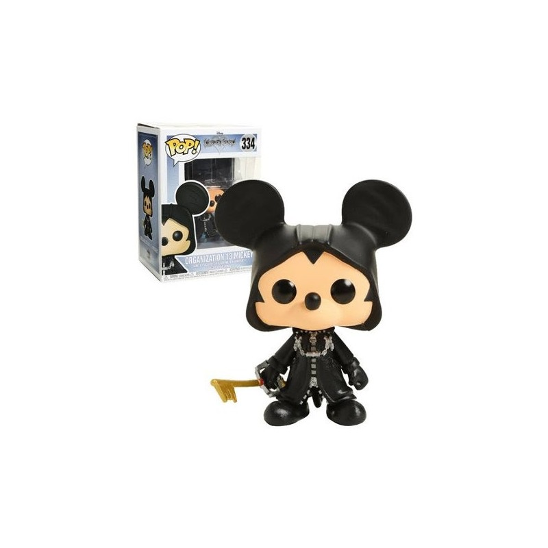 POP! Kingdom Hearts: Mickey Organización 13