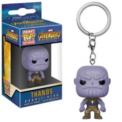 POP! Llavero: Avengers Infinity War - Thanos