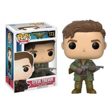 POP! Wonder Woman: Steve Trevor