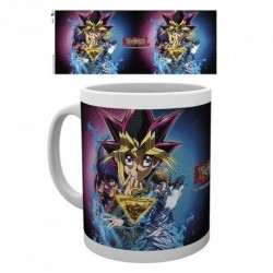 Taza De Yu-Gi-Oh Dark Side of Dimensions