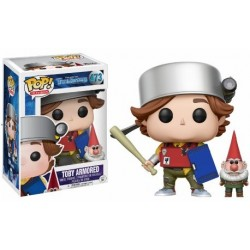 POP! Trollhunters: Toby Armored