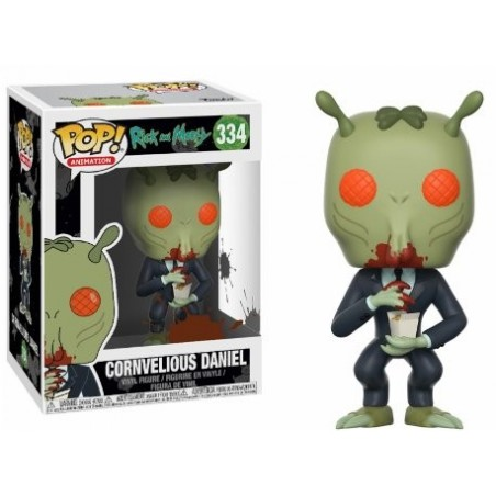 POP! Rick And Morty: Cornvelious Daniel