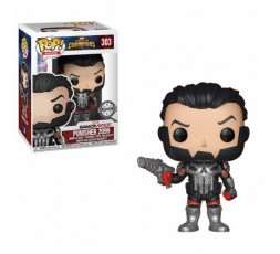 POP! Marvel Contest of Champions: Punisher 2099