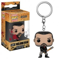 POP! Llavero: The Walking Dead - Negan