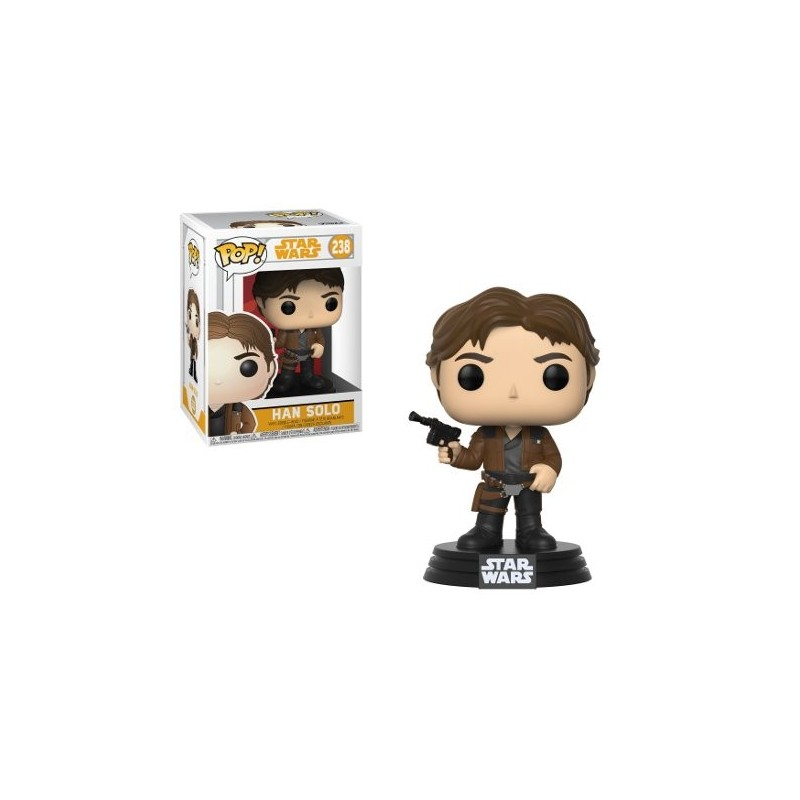 POP! Star Wars - Han Solo