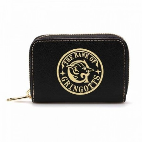 Cartera Monedero de Harry Potter: Gringotts
