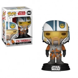 POP! Star Wars EP8: C'ai Threnalli