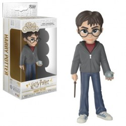 Figura De Funko: Rock Candy - Harry Potter with Prophecy