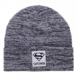 Gorro Superman Gris
