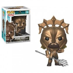 POP! Aquaman: Arthur Curry as Gladiator