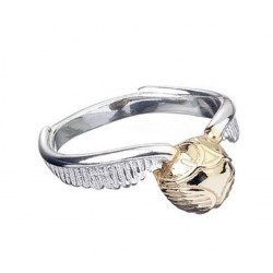 Anillo de Harry Potter: Snitch Dorada