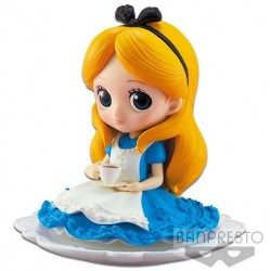 Figura Q Posket Disney: Alicia Sugirly