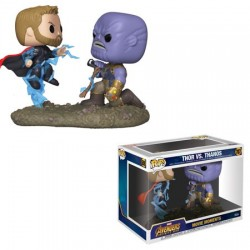 POP! Marvel: Movie Moment: Thor vs Thanos