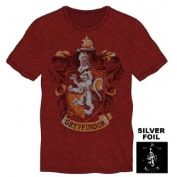 Camiseta de Harry Potter: Gryffindor
