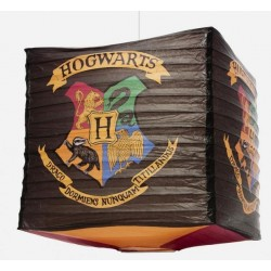 Lámpara de Papel Harry Potter: Hogwarts