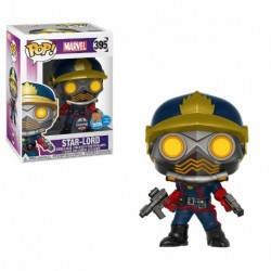 POP! Marvel: Guardianes de la Galaxia Comic - Star-Lord