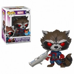 POP! Marvel: Guardianes de la Galaxia Comic - Rocket Raccoon