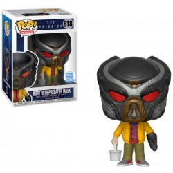 POP! The Predator - Rory w/Predator Mask