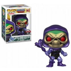POP! Master Of The Universe: Skeletor w/ Battle Armor (Metallic)