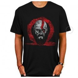 Camiseta de God Of War: Kratos
