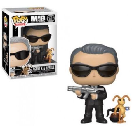 POP! Men In Black - Agent K & Neeble
