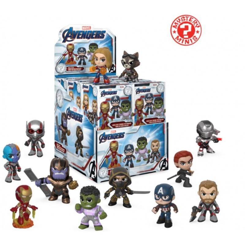 Mystery Mini Avengers 4: Endgame