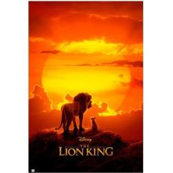 Póster Disney: El Rey León