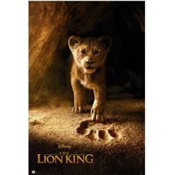 Póster Disney: El Rey León - Simba
