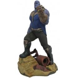 Figura Vengadores Infinity War: Thanos Marvel Gallery 23cm