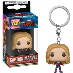 POP! Llavero Capitana Marvel