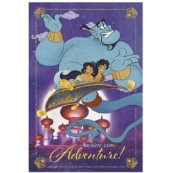 Póster Aladdin Disney