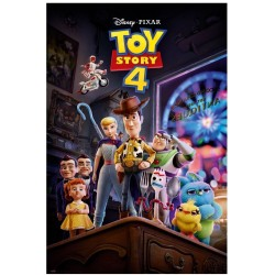 Póster Toy Story 4