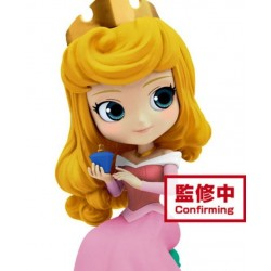 Figura Q Posket perfumagic Disney: Princesa Aurora