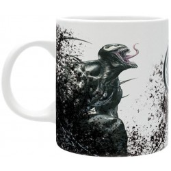 Taza de Marvel: Venom vs Spider-Man