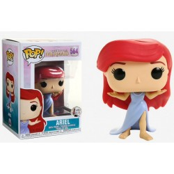 POP! Disney: La Sirenita - Ariel (Purple Dress)