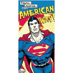 Toalla de Superman: American Way