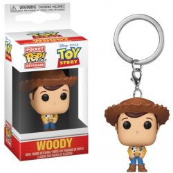 POP! Llavero: Woody - Toy Story