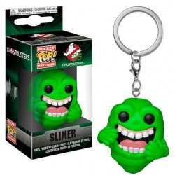 POP! Llavero Ghostbuster: Slimer