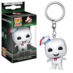 POP! Llavero Ghostbuster: Stay Puft