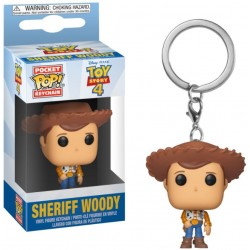 POP! Llavero: Woody - Toy Story 4